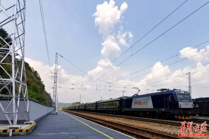发现最美铁路·揭秘百年粤汉铁路|京广线小站里的守护者