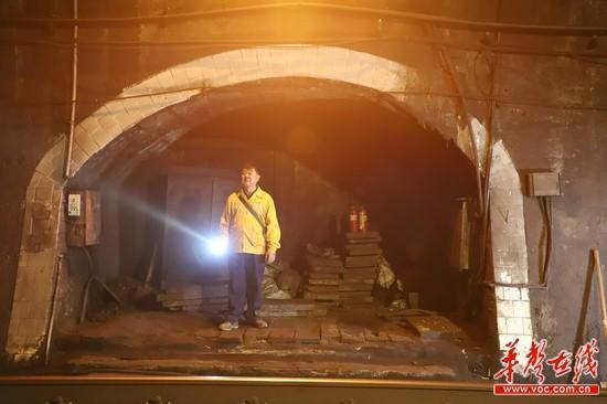 发现最美铁路·揭秘百年粤汉铁路|守隧人的无边寂寞与无比自豪