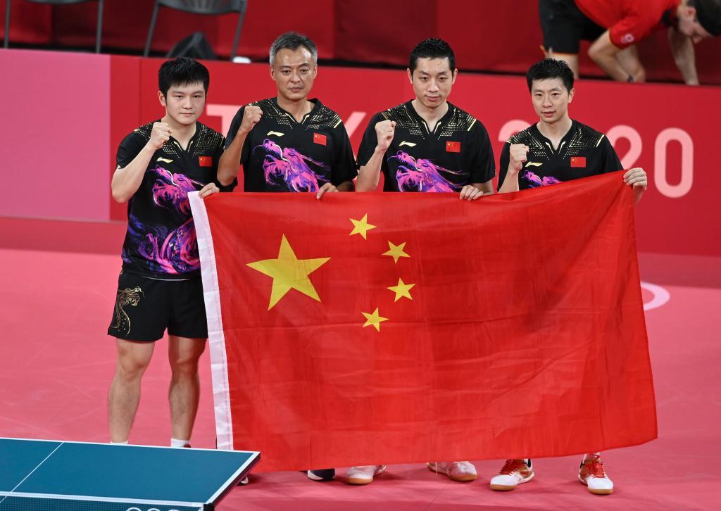 """中国体育代表团:参赛""""双丰收"""" 北京冬奥欢迎您!"""