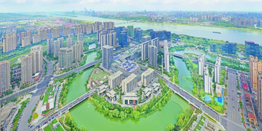 """打造""""长沙最美城市客厅"""""""