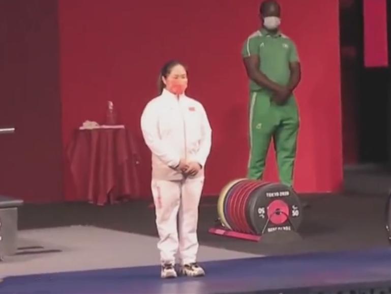 湖南妹子谭玉娇、史逸婷东京残奥会夺冠