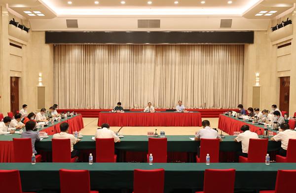 湖南召開會議傳達學習中央民族工作會議精神 許達哲毛偉明分別作傳達