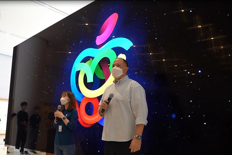 立等可取,湖南消费者将能享受苹果更快响应的售后服务