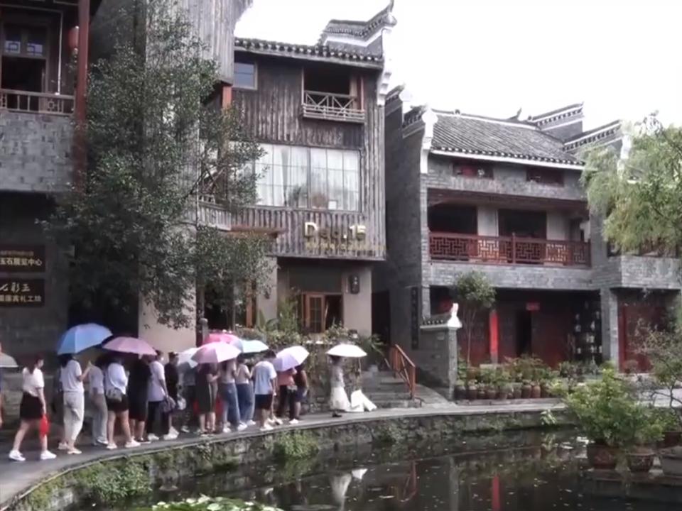 湖南各景区旅游市场逐步复苏