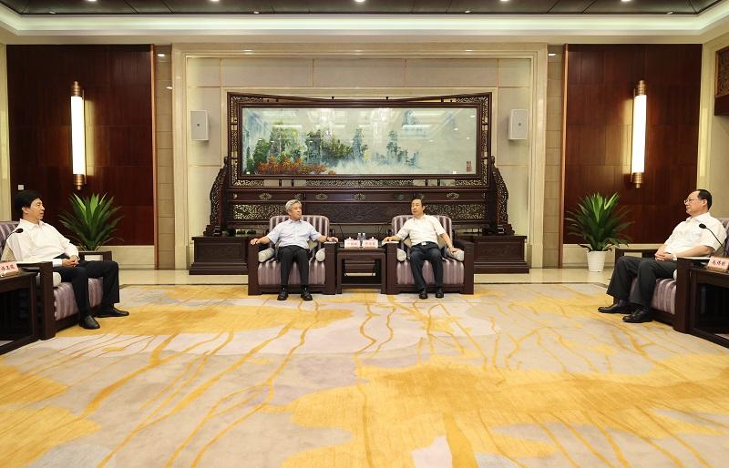 湖南與中國航空工業集團簽署通航產業發展戰略合作框架協議