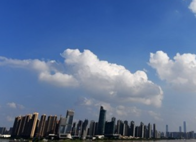 1-7月衡陽城區環境空氣優良天數為195天