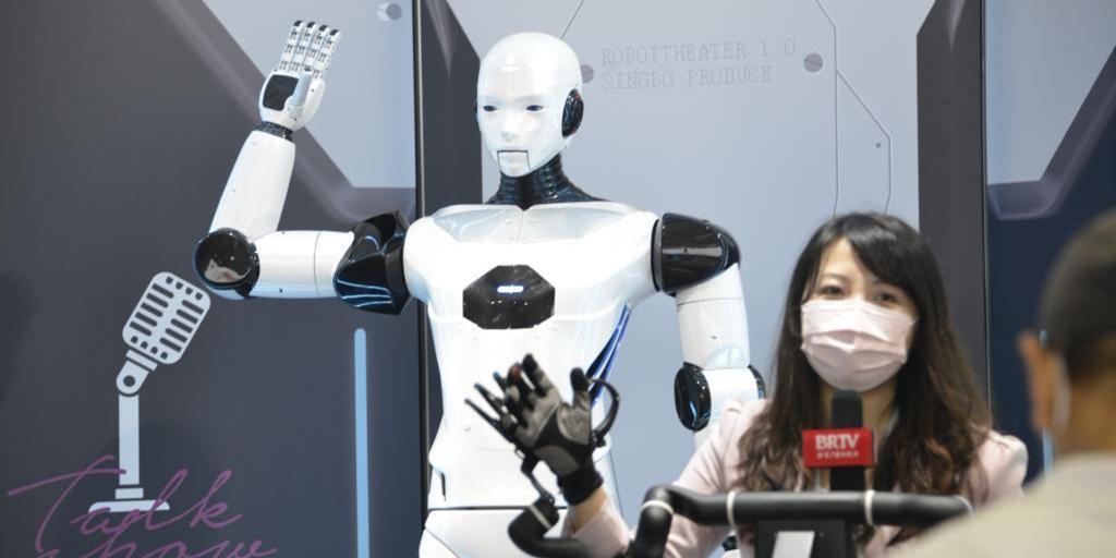未来你身边的机器人朋友