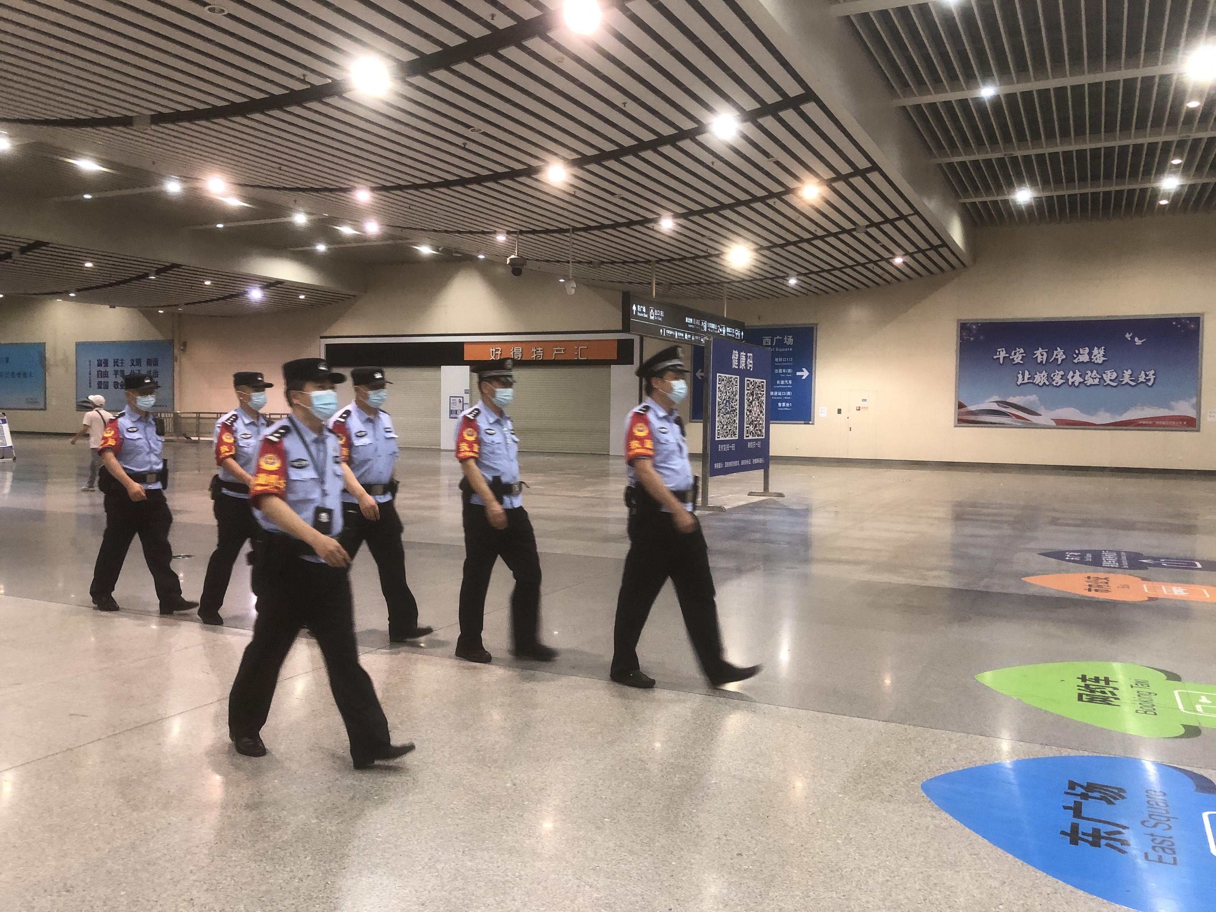 为期4个月!长沙火车南站铁警开展整治行动,严打这些行为……