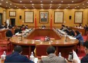 省委常委会召开会议 许达哲主持并讲话