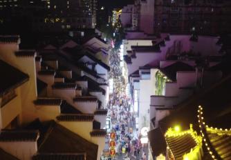 燃情国庆 百年巨变 | 图鉴长沙,云逛太平街