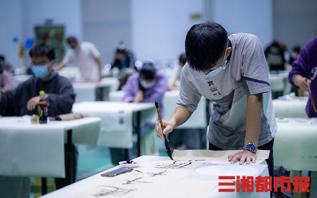燃!第八届湖南省青年文化艺术节现场总决赛启幕