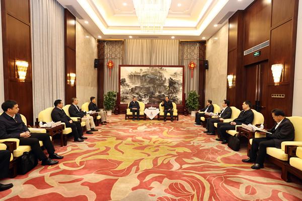 湖南省政府与中国气象局签署合作协议