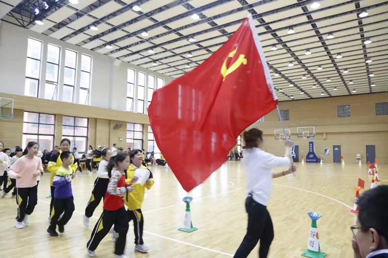 携手共发展、合作促提升,看体育课程思政课堂展示活动