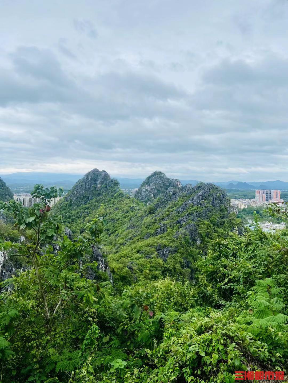 喜欢喀斯特地貌?广东阳春的春湾石林会给你惊喜
