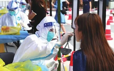 长沙县全员核酸检测,检测时切记这样做好个人防护