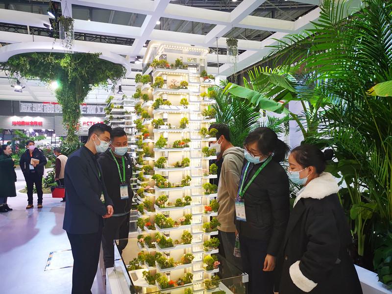 """在这里看见更""""绿色""""的未来, 2021中国(长沙)""""筑博会""""正式启动"""