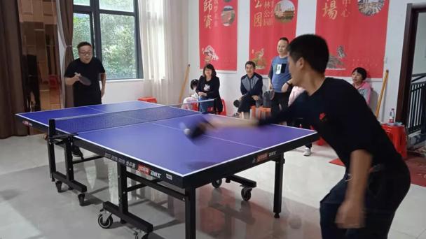 第一届长沙澳海业主乒乓球联赛圆满落幕