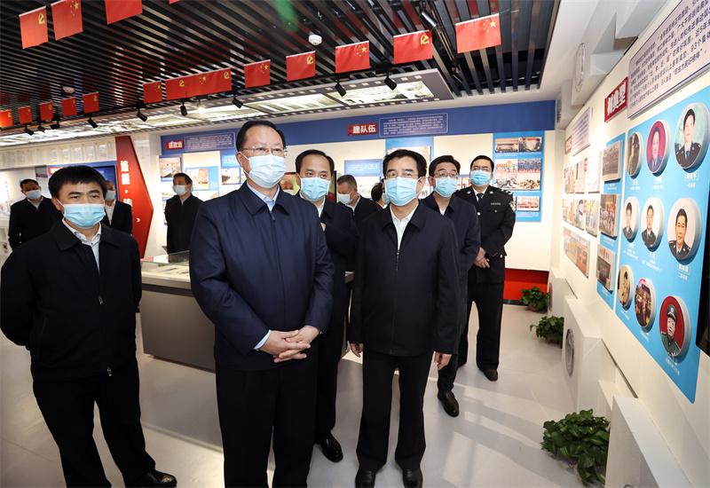 毛伟明:为建设现代化新湖南提供有力法治保障