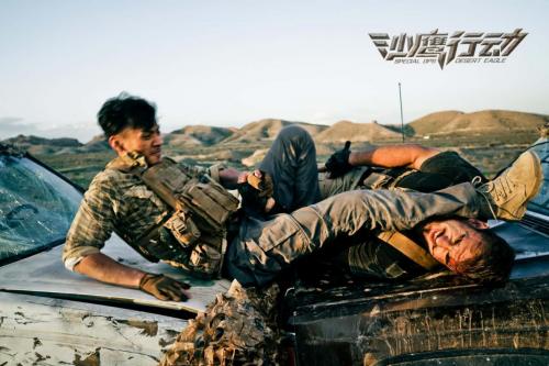 《【摩臣app注册】电影《沙鹰行动》杀青 坦克装甲激发肾上腺素引爆荷尔蒙》