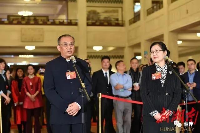 """首场""""委员通道""""来了 !6位省政协委员最关心这些…… 新湖南www.hunanabc.com"""