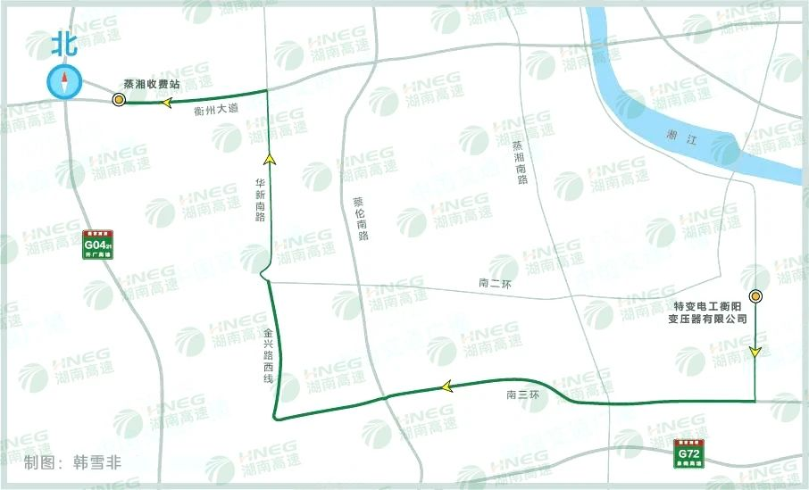 湖南高速交警将对相关区间采取临时管制措施